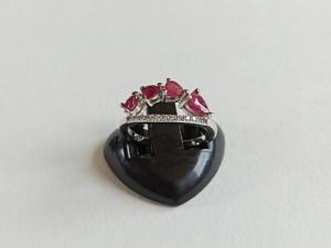 Sidabrinis žiedas - ZDM1584