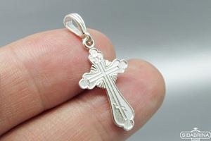 Stačiatikių kryžius - KR080