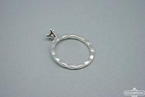 Žiedas su cirkoniu - ZDM442