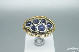 Žiedas su jolitu - ZDM1413