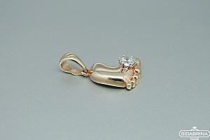 Auksinis pakabukas - APA028