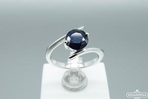 Žiedas su natūraliu akmenimi - ZDM897