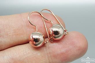 Auksiniai auskarai - AUA071