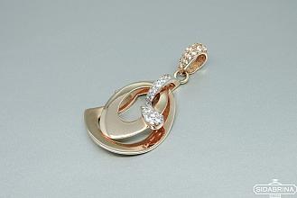 Auksinis pakabukas - APA026