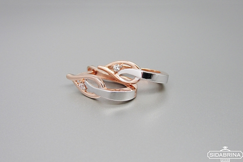 Auksiniai auskarai - AUA114