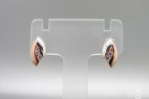 Auksiniai auskarai - AUA142