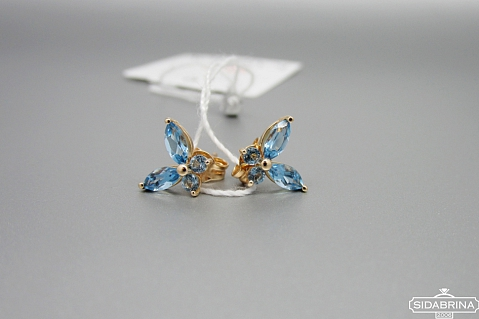 Auksiniai auskarai - AUA155
