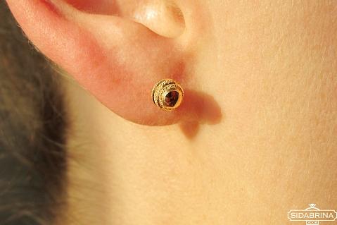 Auksiniai auskarai - AUA162