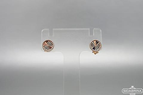 Auksiniai auskarai - AUA173