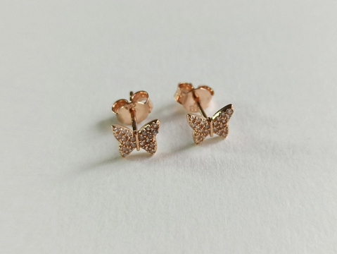 Auksiniai auskarai - AUA180