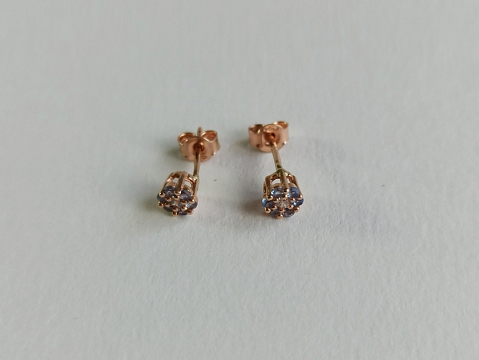 Auksiniai auskarai - AUA184