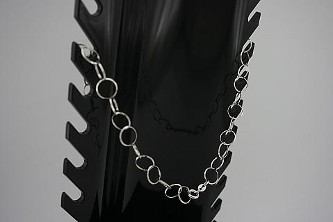 Itališkas sidabrinis kolje - KOL004