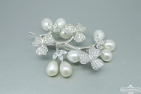 Sagė su perlais - SGM083