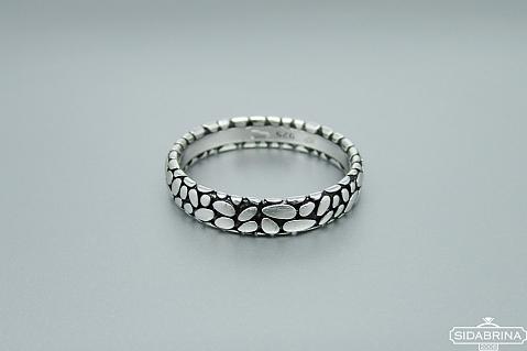 Sidabrinis žiedas - ZDM1013