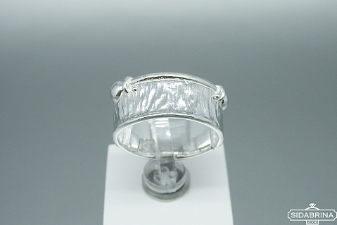 Sidabrinis žiedas - ZDM1372