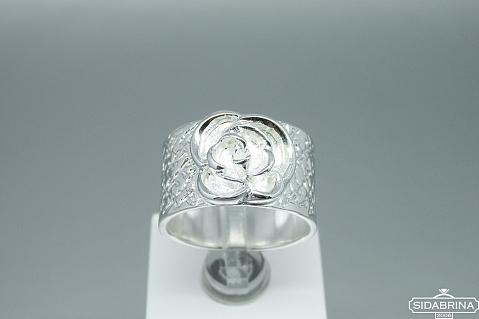 Sidabrinis žiedas - ZDM1374