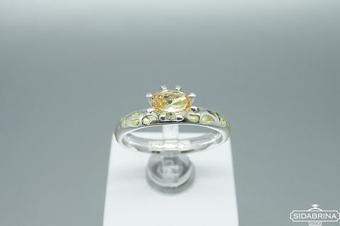 Sidabrinis žiedas - ZDM1377