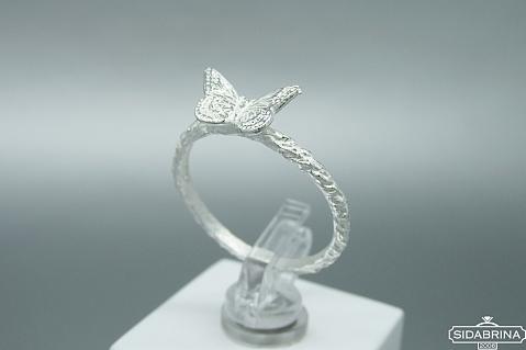 Sidabrinis žiedas - ZDM1379