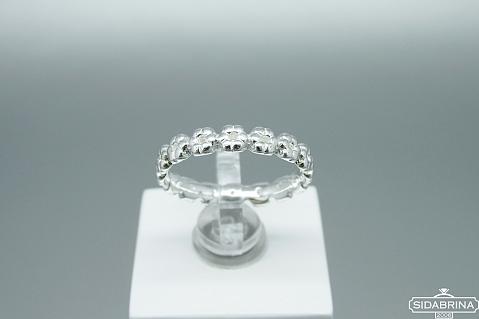 Sidabrinis žiedas - ZDM1380