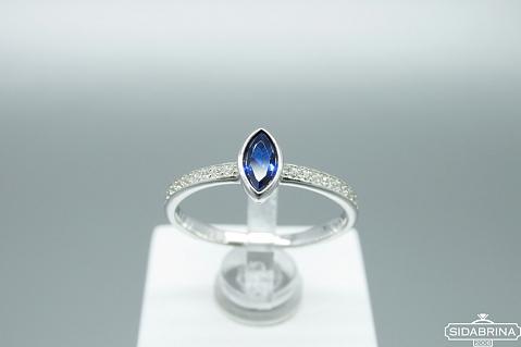 Sidabrinis žiedas - ZDM1428