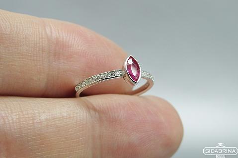Sidabrinis žiedas - ZDM1429