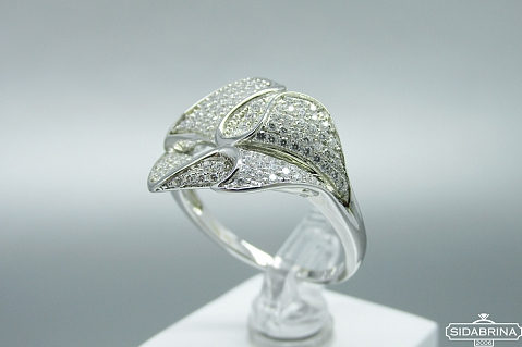 Sidabrinis žiedas - ZDM1440