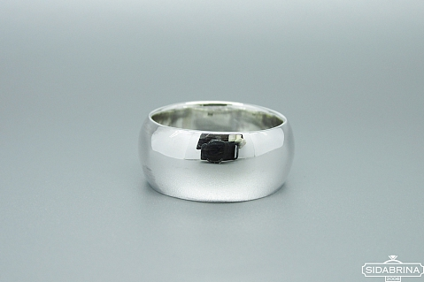 Sidabrinis žiedas - ZDM1474