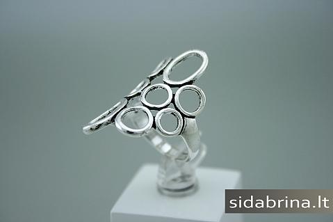 Sidabrinis žiedas - ZDM269