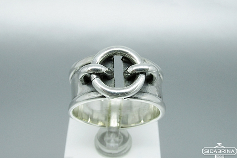 Sidabrinis žiedas - ZDM795