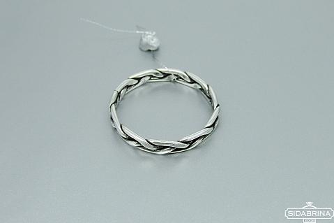 Sidabrinis žiedas - ZDM822