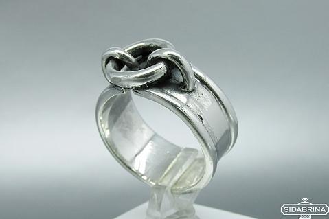 Sidabrinis žiedas - ZDM831