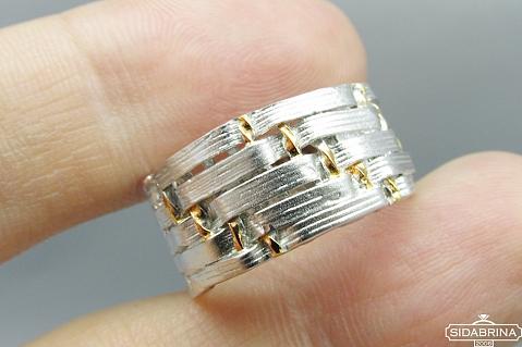 Sidabrinis žiedas - ZDM873