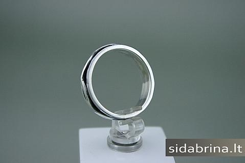 Sidabrinis žiedas - ZDV082