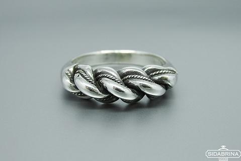Sidabrinis žiedas - ZDV118
