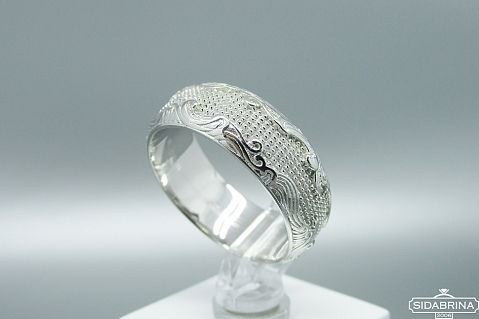 Sidabrinis žiedas - ZDV140