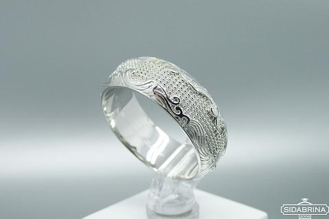 Sidabrinis žiedas - ZDV142