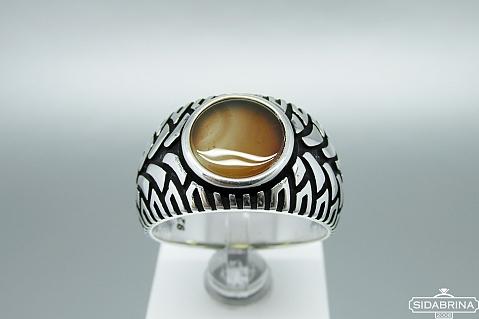 Sidabrinis žiedas - ZDV172