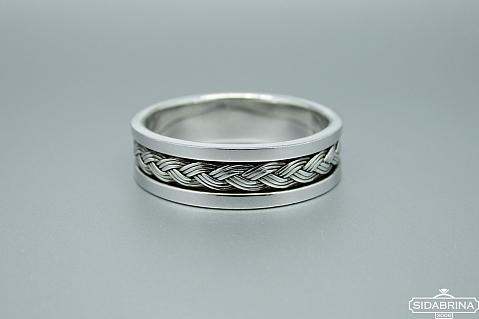 Sidabrinis žiedas - ZDV174