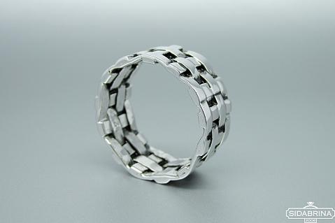 Sidabrinis žiedas - ZDV176