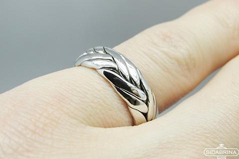 Sidabrinis žiedas - ZDV184