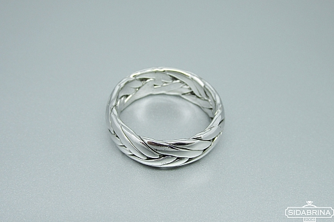 Sidabrinis žiedas - ZDV188