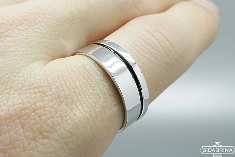 Sidabrinis žiedas - ZDV190
