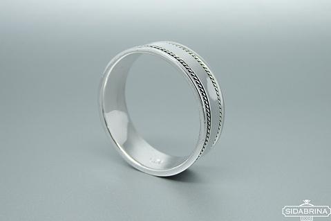 Sidabrinis žiedas - ZDV191