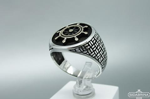 Sidabrinis žiedas - ZDV204