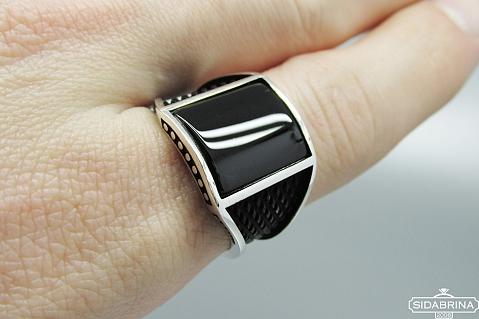 Sidabrinis žiedas - ZDV205