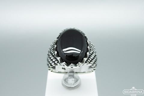 Sidabrinis žiedas - ZDV212