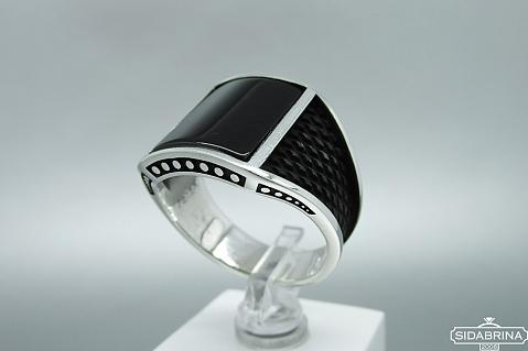 Sidabrinis žiedas - ZDV215