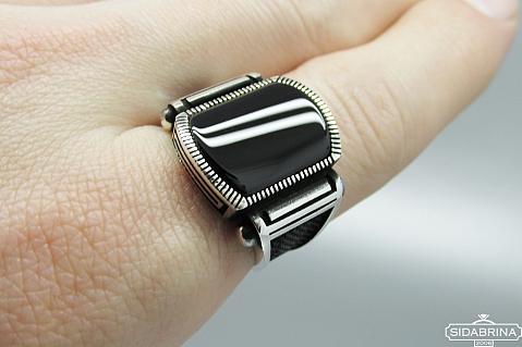 Sidabrinis žiedas - ZDV217