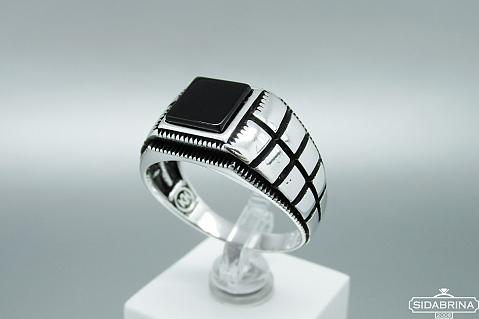 Sidabrinis žiedas - ZDV220