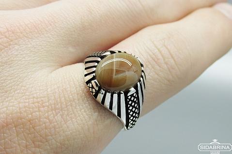 Sidabrinis žiedas - ZDV222
